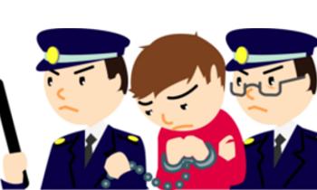 著作権逮捕
