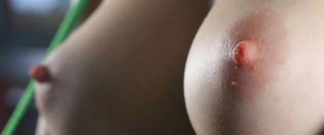 乳首の形や種類