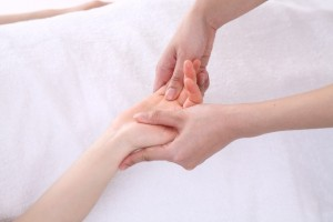 手・指への愛撫