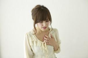 乳首・乳房の痛み