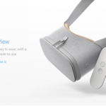 Googleの新型VRヘッドセットDaydreamを検証