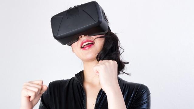 VR動画の視聴