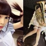 ロリ系が魅力のAV女優「跡美しゅり」のアダルトVRが大人気